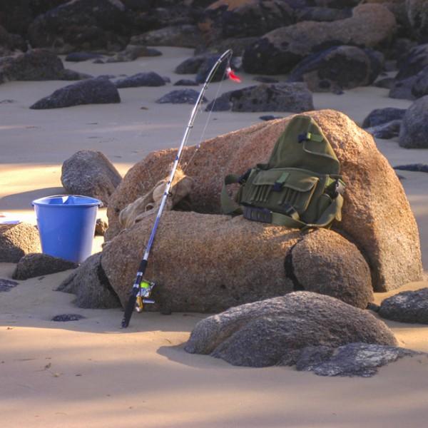 freycinet coles bay fishing equipment
