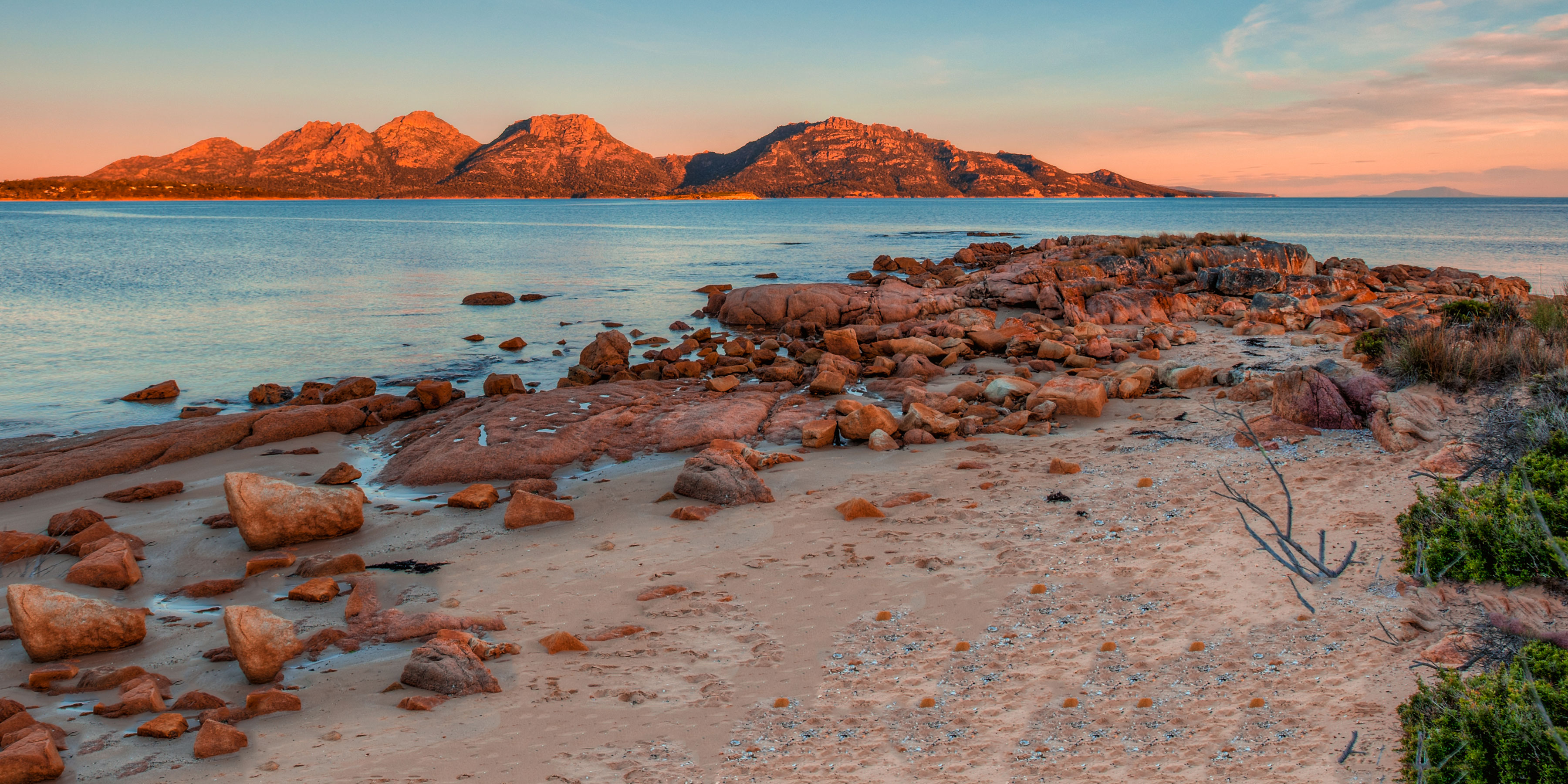 Freycinet Accommodation
